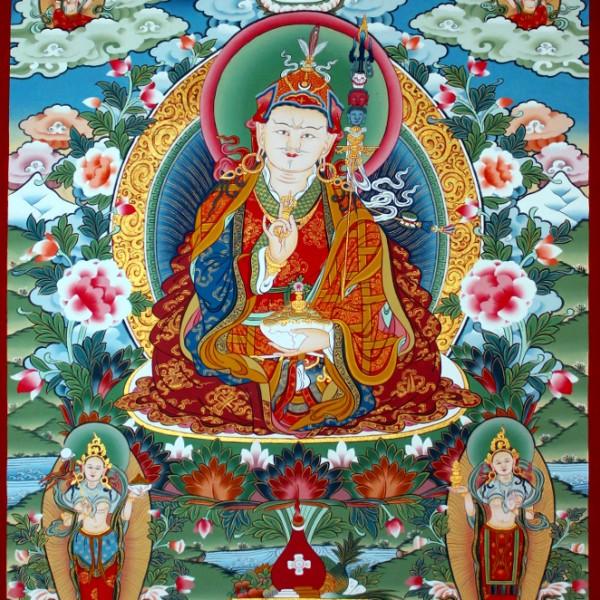 Sangay Arts and CraftsGuru Padmasambhava - Sangay Arts and